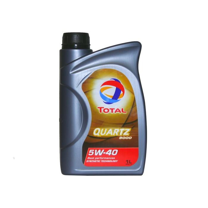 Масло моторное Total Quartz 9000 5W-40, 1 л