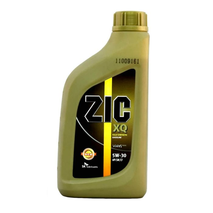 Масло моторное ZIC XQ 5W-30, 1 л
