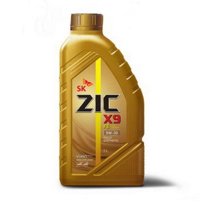 Масло моторное ZIC 5W-30 X9 FE синт., 1 л