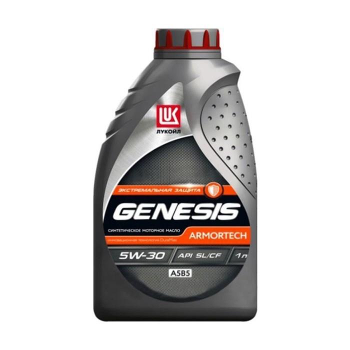 Масло моторное Лукойл Genesis Armortech 5W-30, 1 л