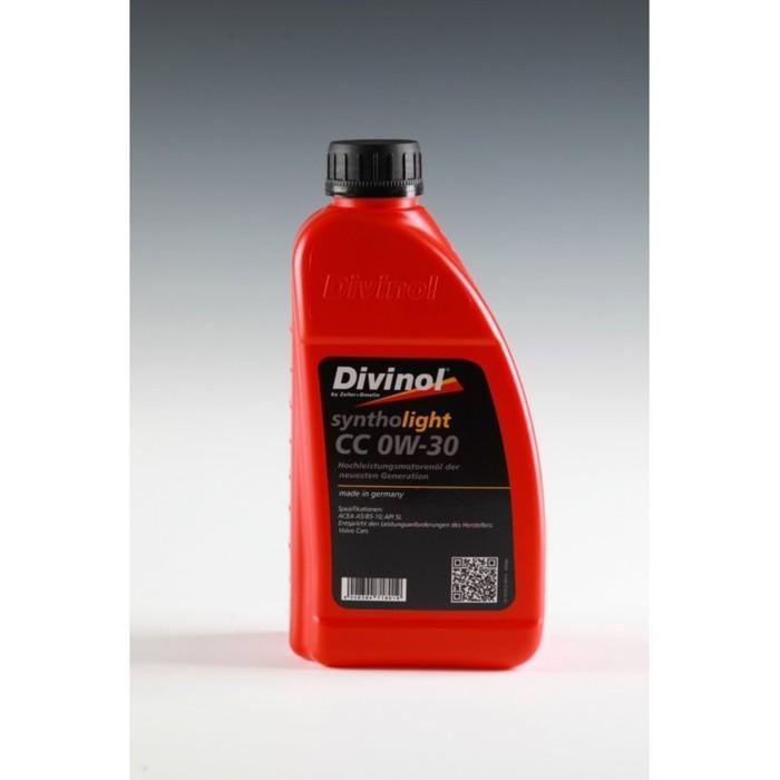 Масло моторное DIVINOL Syntholight CC 0w-30, 1 л