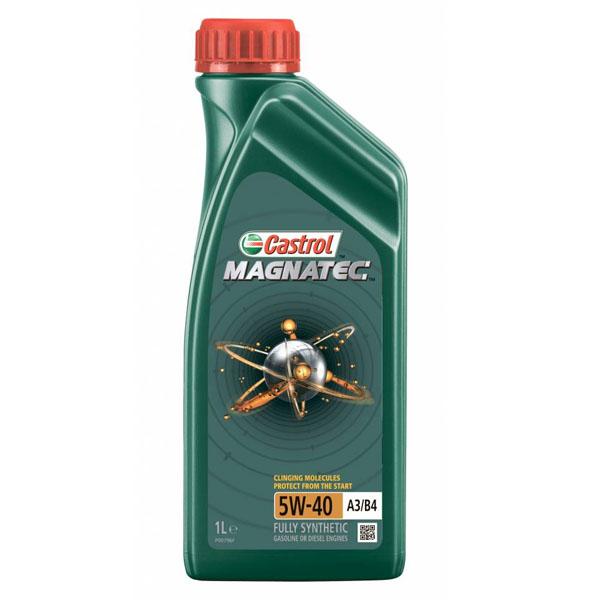 Моторное масло Castrol Magnatec 5W-40 A3/B4 1 литр