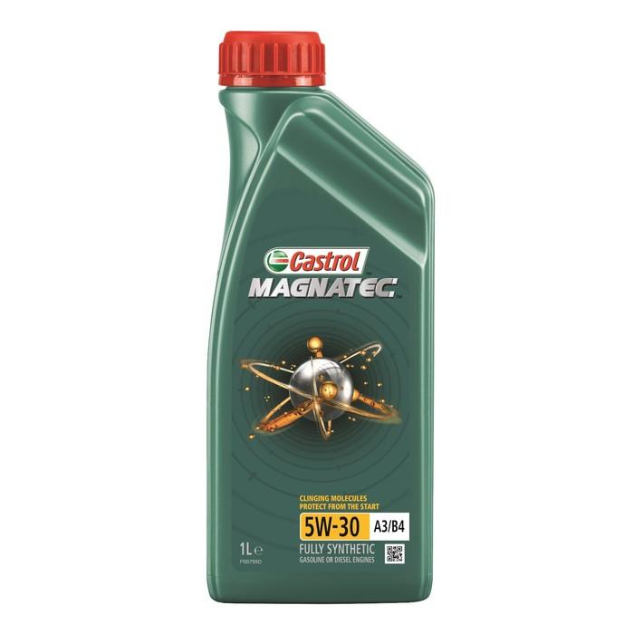 Масло моторное Castrol Magnatec 5W-30 A3/B4/C3, 1 л
