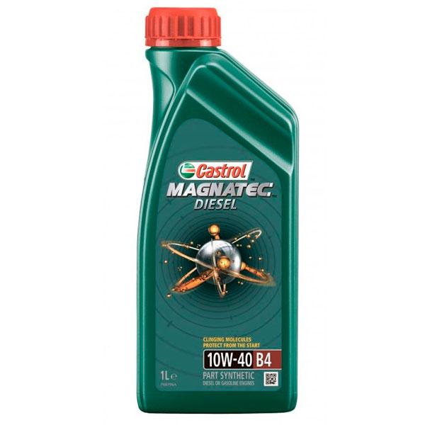 Моторное масло Castrol Magnatec Diesel 10W-40 B4 1 лир