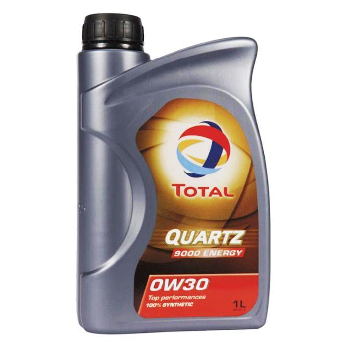 Масло моторное Total Quartz 9000 ENERGY 0W-30, 1 л
