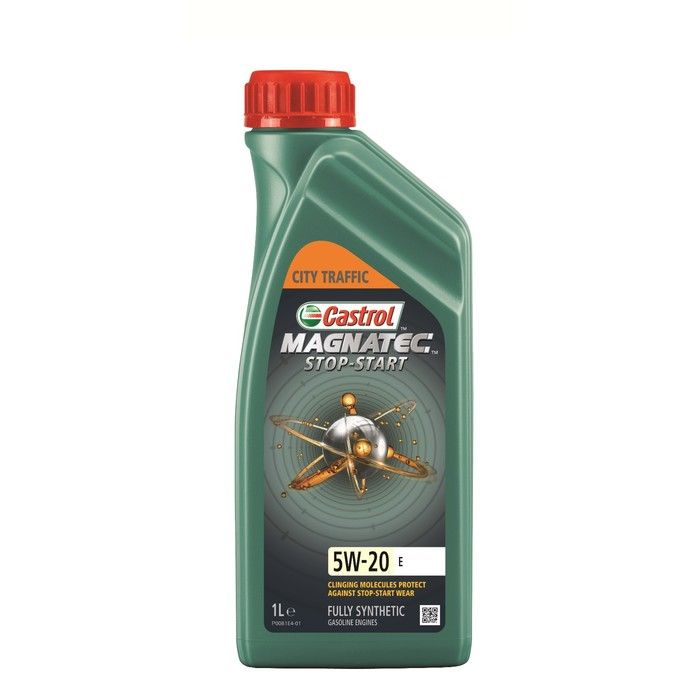 Масло моторное Castrol Magnatec Stop Start 5W-20E, 1 л