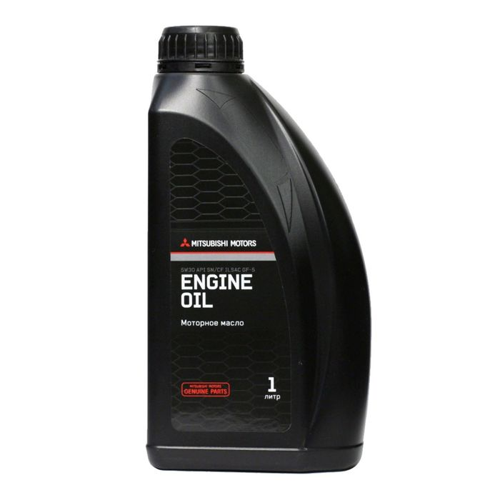 Масло моторное Mitsubishi Engine Oil 5W-30, 1 л