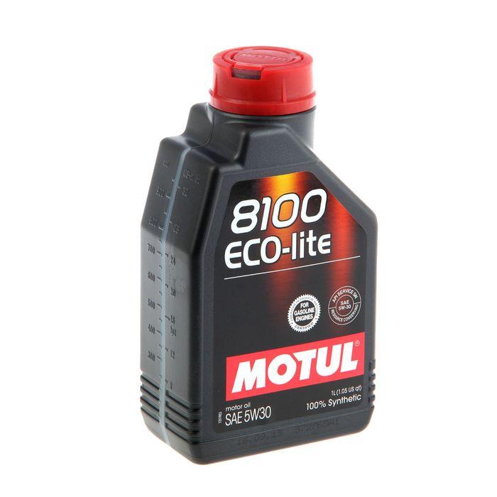 Масло моторное Motul 8100 ECO-lite 5w-30, 1 л