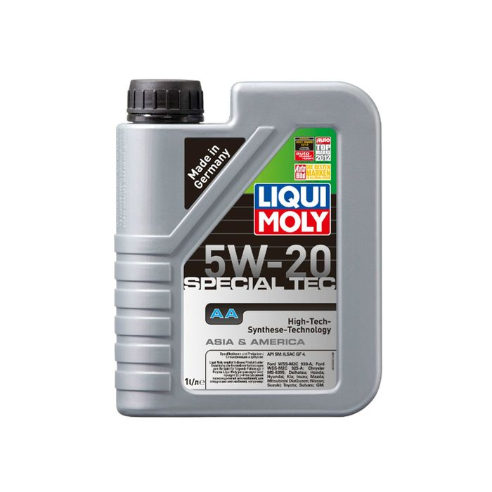 Масло моторное  Liqui Moly Leichtl Special AA 5W-20, 1 л