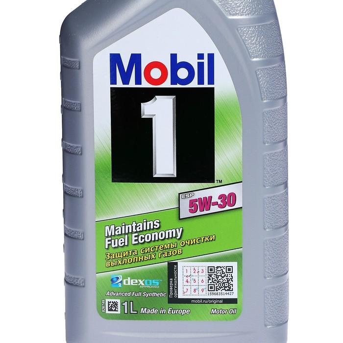 Масло моторное Mobil 1 ESP Formula 5w-30, 1 л