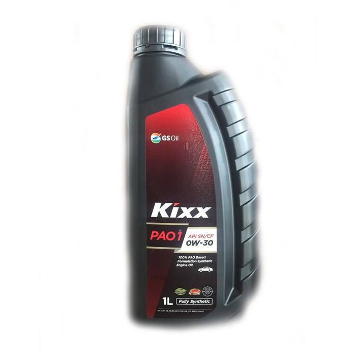 Масло моторное  Kixx PAO1 0W-30, 1 л