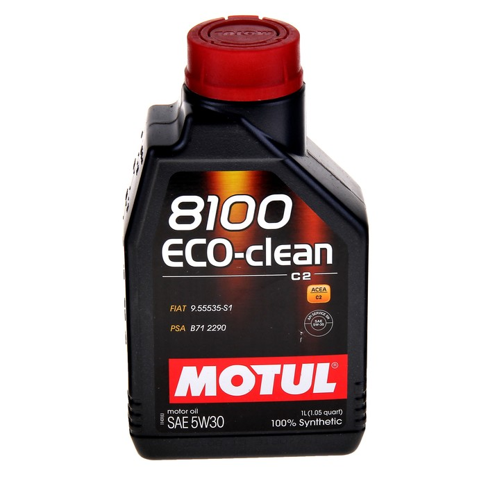 Масло моторное Motul 8100 ECO-clean 5w-30, 1 л