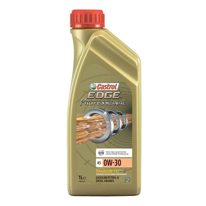 Масло моторное Castrol EDGE Professional A5 0W-30, 1 л