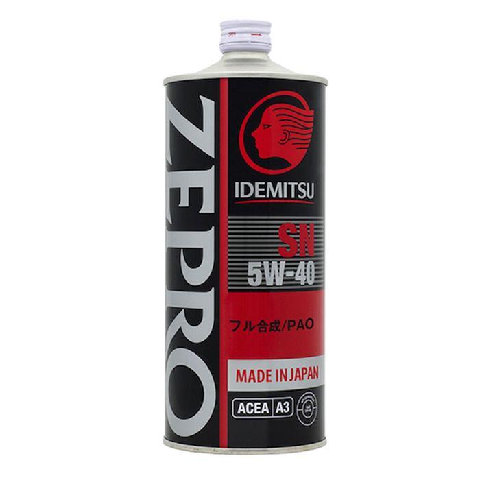 Масло моторное Idemitsu Zepro Racing 5W-40 SN, 1 л