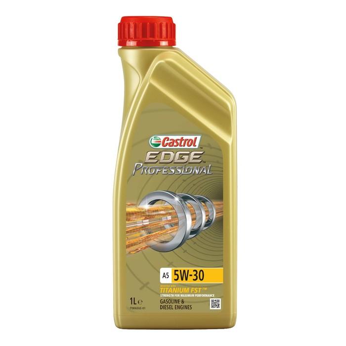 Масло моторное Castrol EDGE Professional A5 5W-30, 1 л