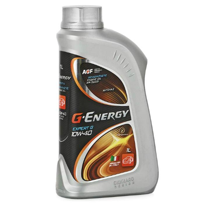 Масло моторное G-Energy Expert G 10W-40, 1 л