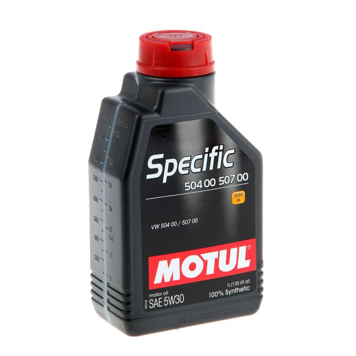 Моторное масло MOTUL Specific VW 50400/50700 5W-30, 1 л