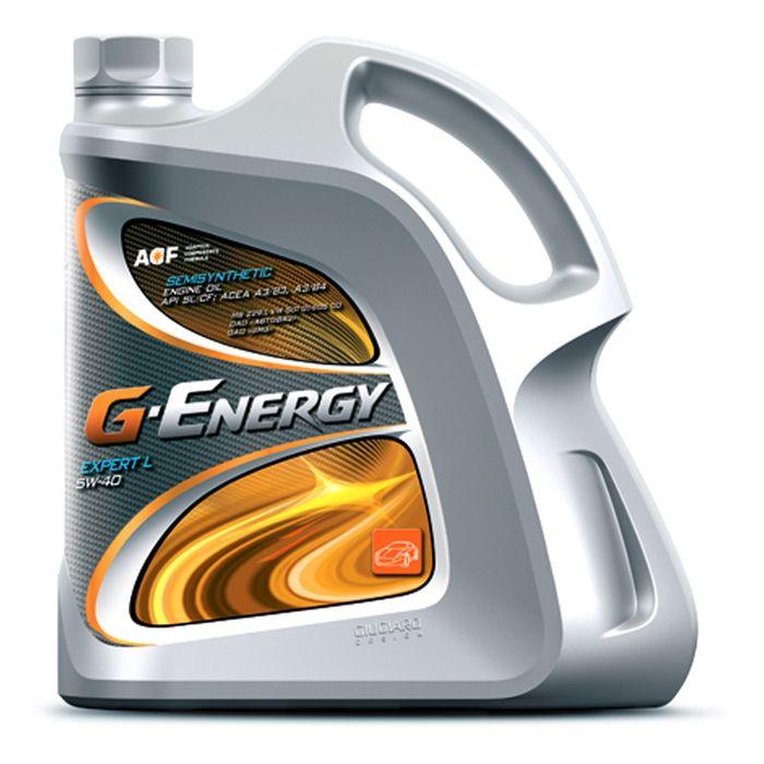 Масло моторное G-Energy Expert L 5W-40, 5 л
