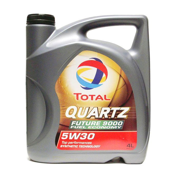 Масло моторное Total Quartz 9000 FUTURE NFC 5W-30, 4 л