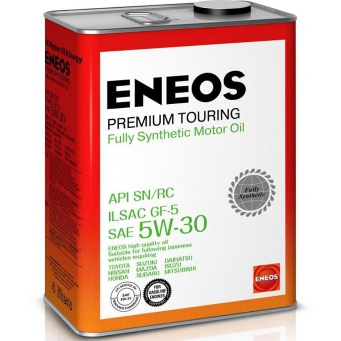 Масло моторное ENEOS Premium Touring SN 5W-30, 4 л