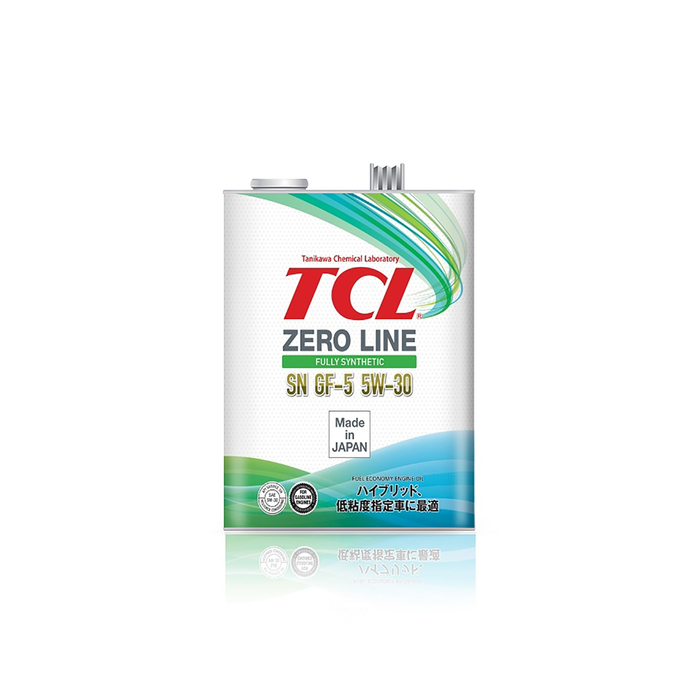 Масло моторное TCL Zero Line Fully Synth, Fuel Economy 5W-30, 4 л