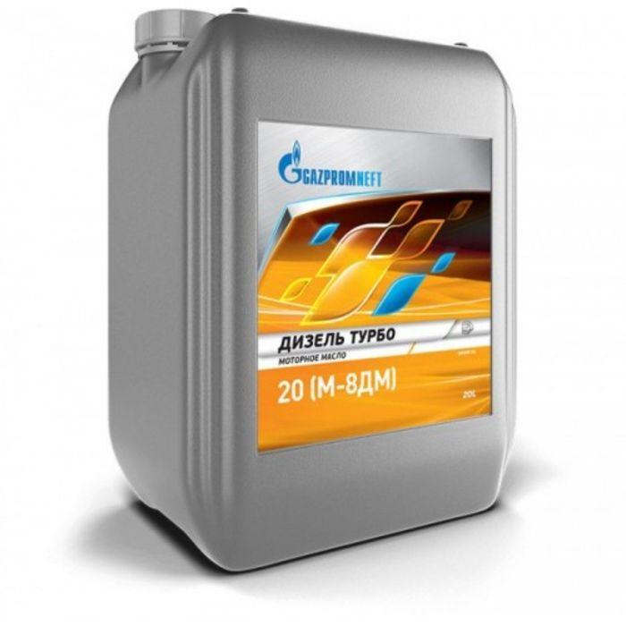 Масло моторное Gazpromneft М-8Дм, 20 л