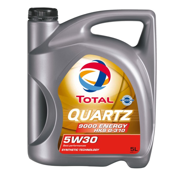 Масло моторное Total Quartz 9000 ENERGY HKS 5W-30, 5 л