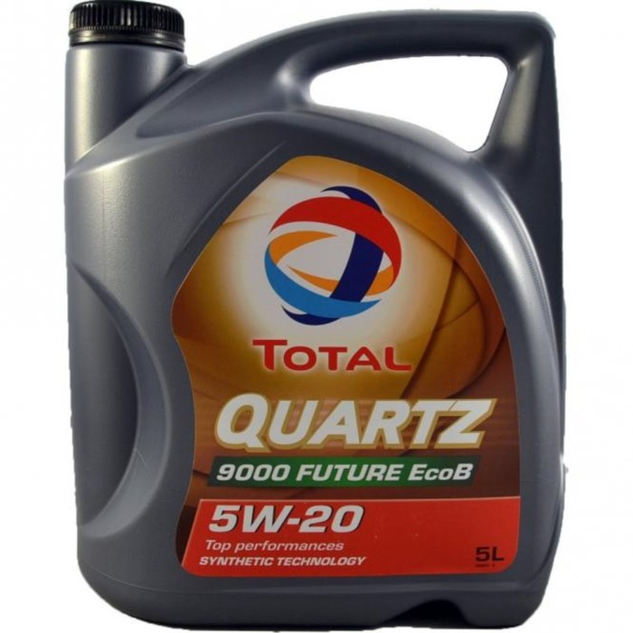 Масло моторное TOTAL QUARTZ 9000 FU.ECOB 5W-20, 5 л