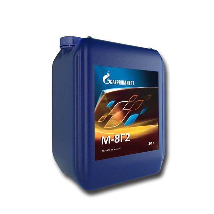 Масло моторное Gazpromneft М-8Г2, 20 л (налив)