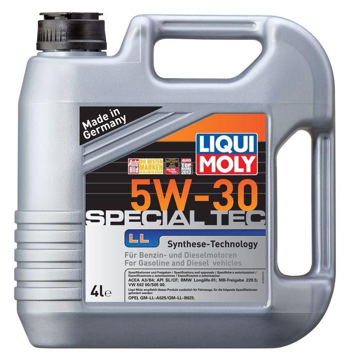 Масло моторное  Liqui Moly НС Leichtlauf Special LL 5W-30, 4  л