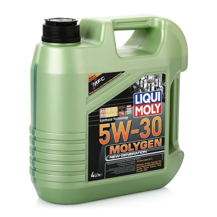 Масло моторное  Liqui Moly HC Molygen New Generation 5W-30, 4 л