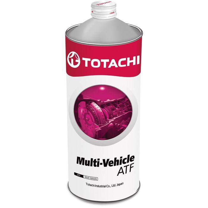 Трансмиссионная жидкость Totachi ATF MULTI-VEHICLE, 1 л