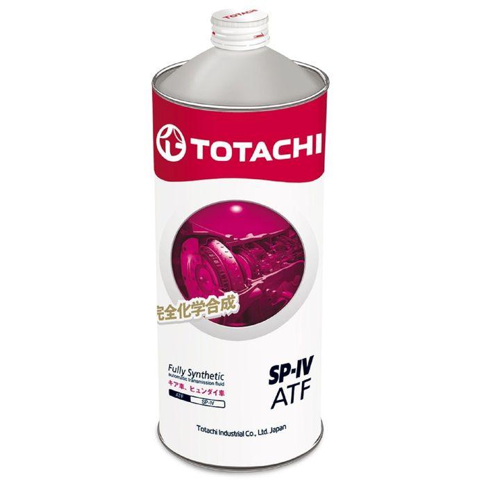 Трансмиссионная жидкость Totachi ATF SP-IV, 1 л