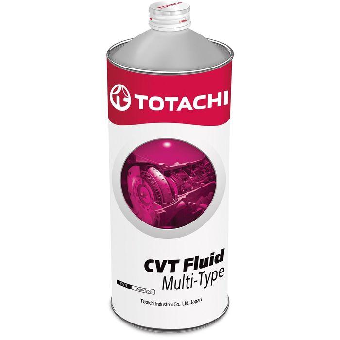Трансмиссионная жидкость Totachi ATF CVT MULTI-TYPE, 1 л