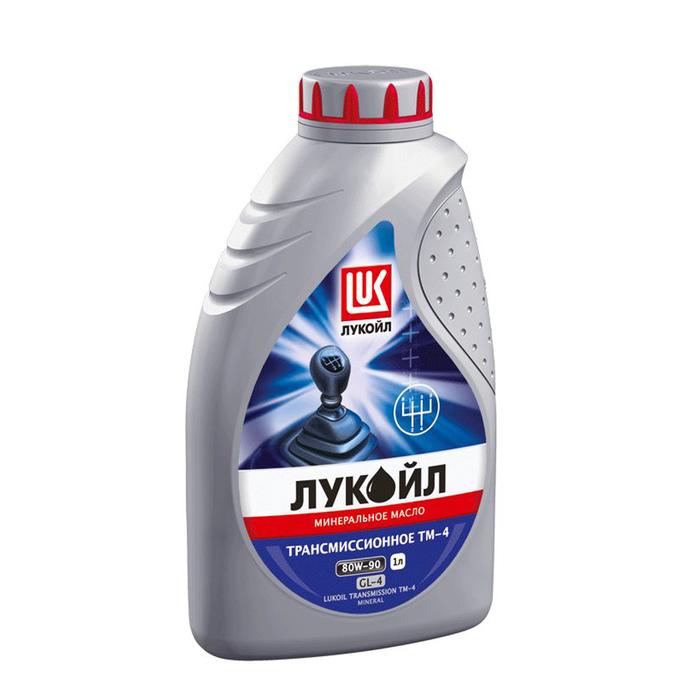 Масло трансмиссионное Лукойл ТМ-4  80W-90, 1 л