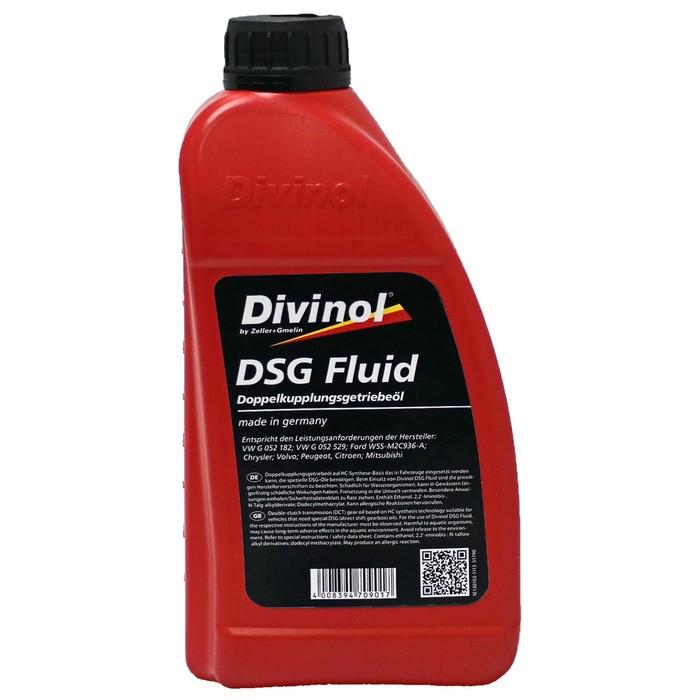 Масло трансмиссионное DIVINOL DSG Fluid, 1 л