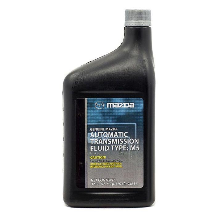 Масло трансмиссионное Mazda ATF M-V, 946 мл