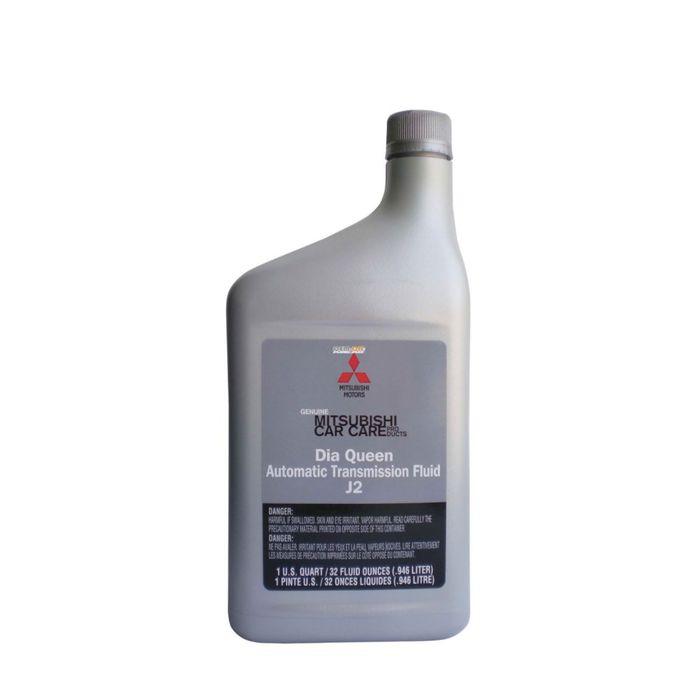 Трансмиссионное масло Mitsubishi DIA Queen ATF J2, 0,946 л