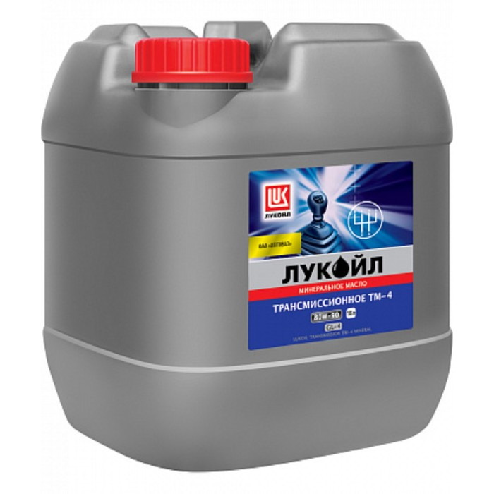 Масло трансмиссионное Лукойл ТМ-4 sae 80w-90, 18 л