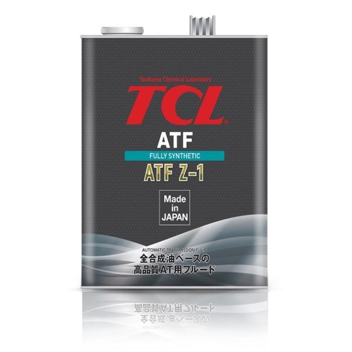Жидкость для АКПП TCL ATF Z-1, 4л