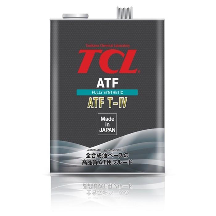Жидкость для АКПП TCL ATF TYPE T-IV, 4л