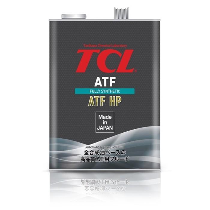 Жидкость для АКПП TCL ATF HP, 4л