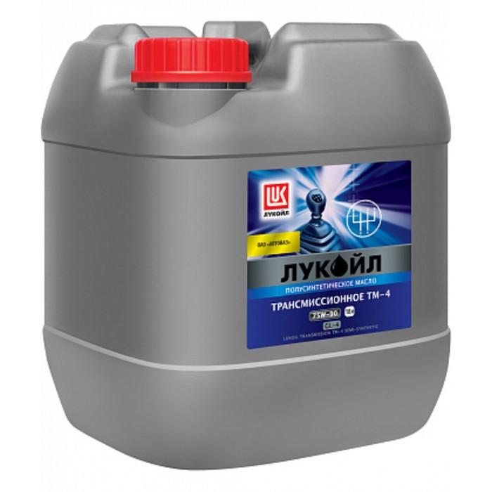 Масло трансмиссионное Лукойл ТМ-4 sae 75w-90, 18 л
