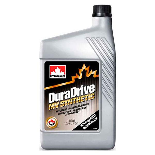 Трансмиссионное масло Petro-Canada Duradrive MV Synthetic ATF- АКПП 1л.