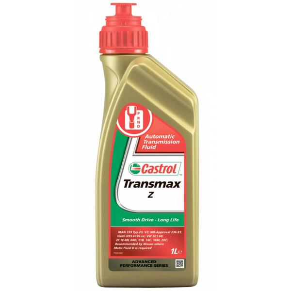 Transmax Z 1 литр Castrol