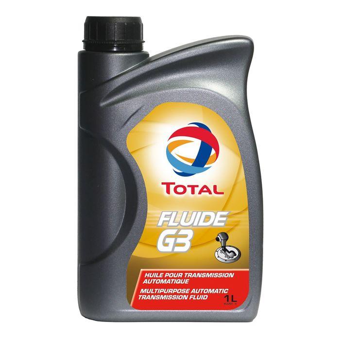 Масло трансмиссионное Total Fluide G-3, 1 л