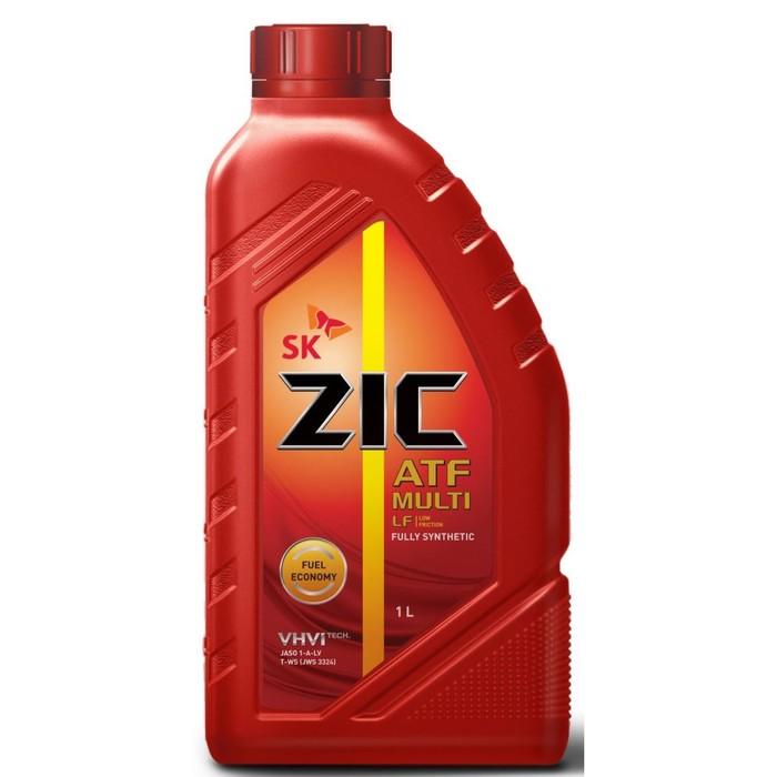 Масло трансмиссионное ZIC , 1 л ATF Multi LF