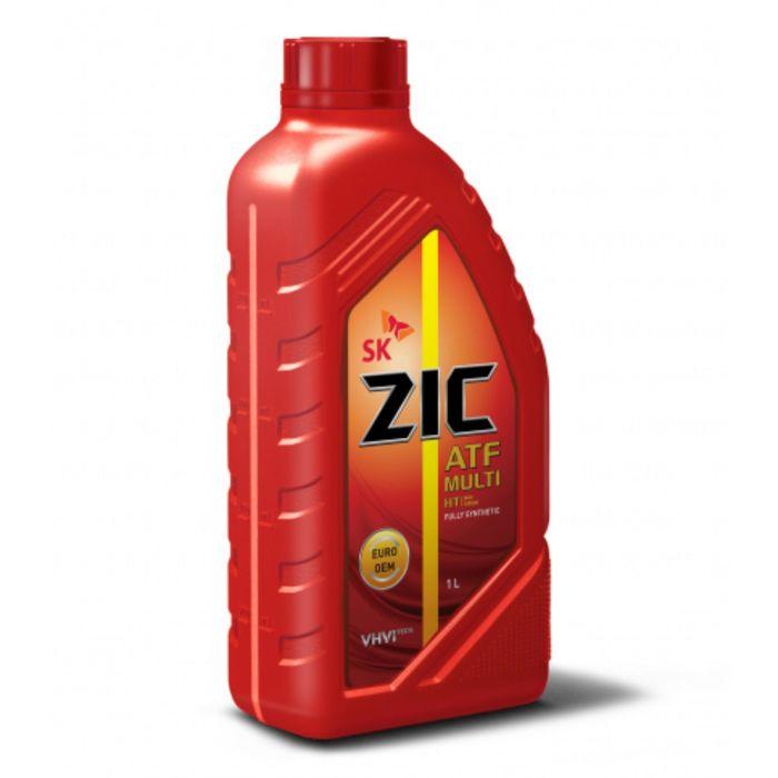 Масло трансмиссионное ZIC ATF Multi HT, 1 л