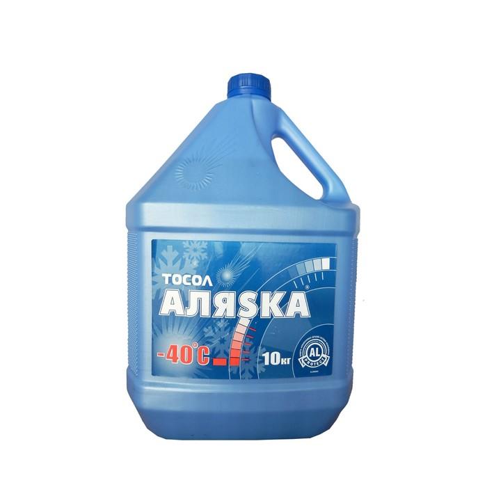 Тосол Аляска А-40  10 кг