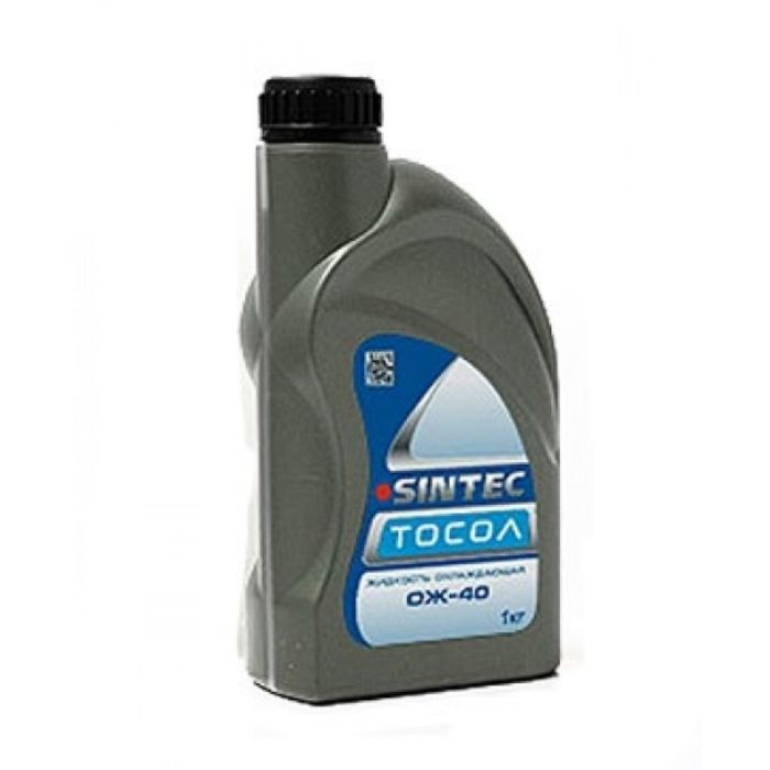 Тосол SINTEC ОЖ - 40, 1 кг